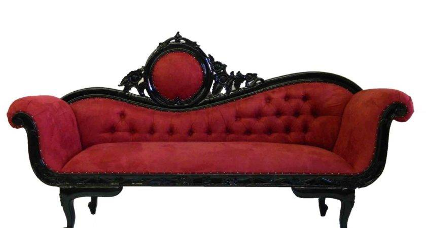 Red Black Leather Couch Sofa Ideas Interior