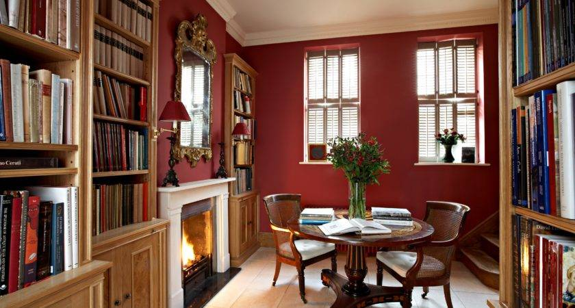 Red Paint Room Ideas Inspiration Photos