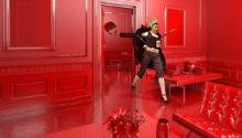 Red Room Can Give House