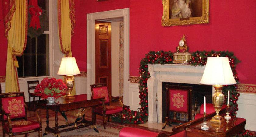Red Room White House Museum