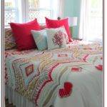 Red Turquoise Bedding Bedroom Galerry