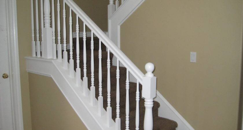 Refinished Banister Refinishing Cabinets Boise