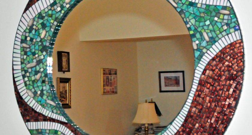 Related Keywords Suggestions Mosaic Mirrors
