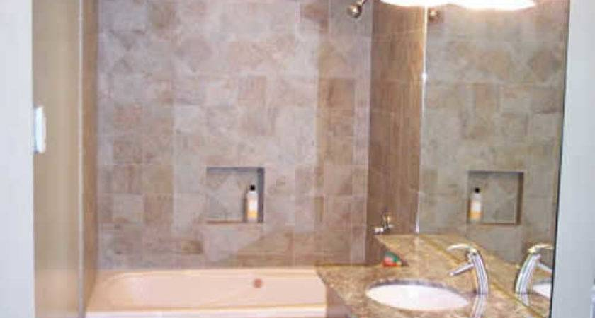 Remodel Small Bathroom Grasscloth