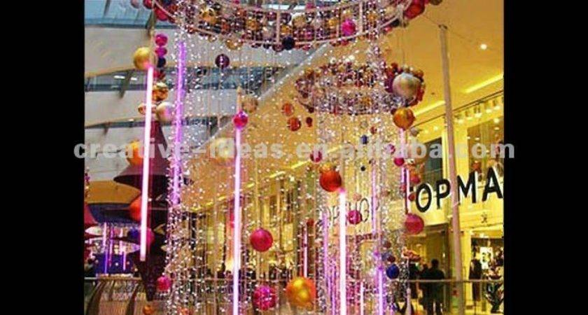 Retail Hanging Ceiling Decorations