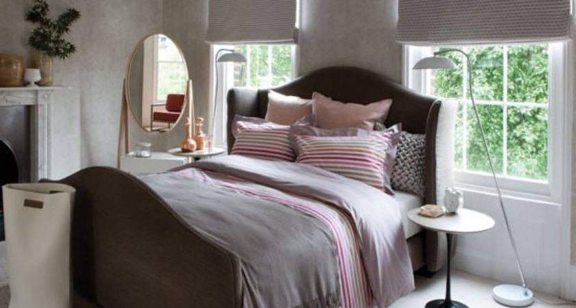 Rich Textured Bedroom Decorating Ideas