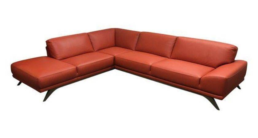Roche Bobois Evidence Leather Sectional Chairish