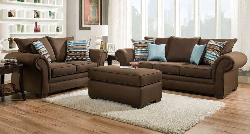 Rug Brown Couch Designs