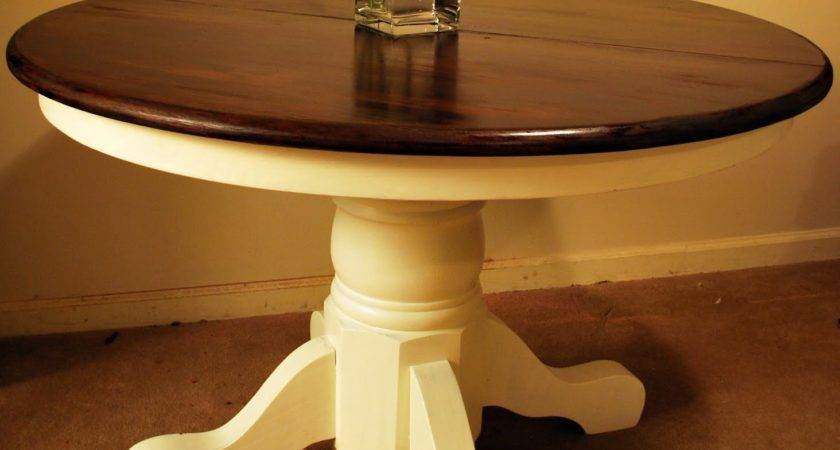 Russet Street Reno Pedestal Table