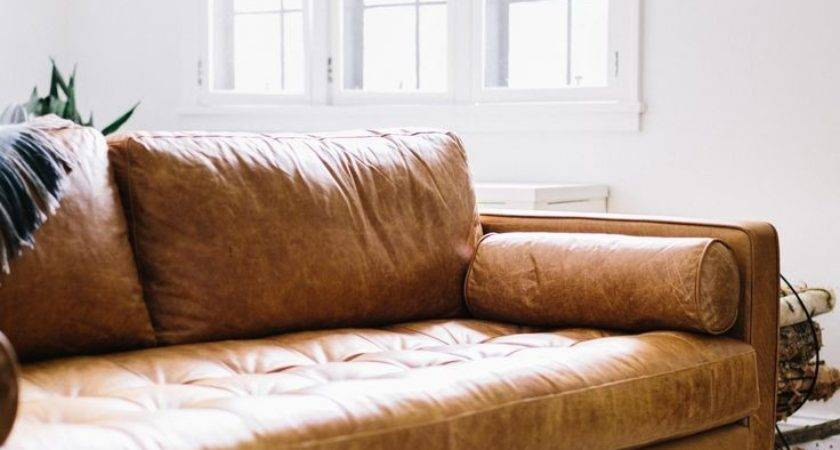 Rust Colored Sofa Thesofa Couch Couches