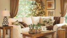 Rustic Country Living Room Nice Neutral Colors Would