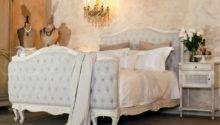 Rustic Shabby Chic Bedroom Furniture Sloping White Modern