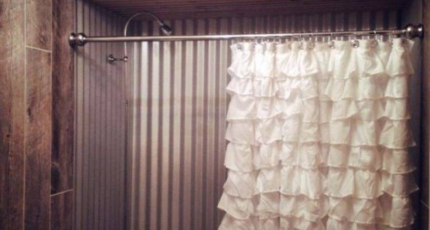 Rustic Shower Curtains Finest Lodge Curtain