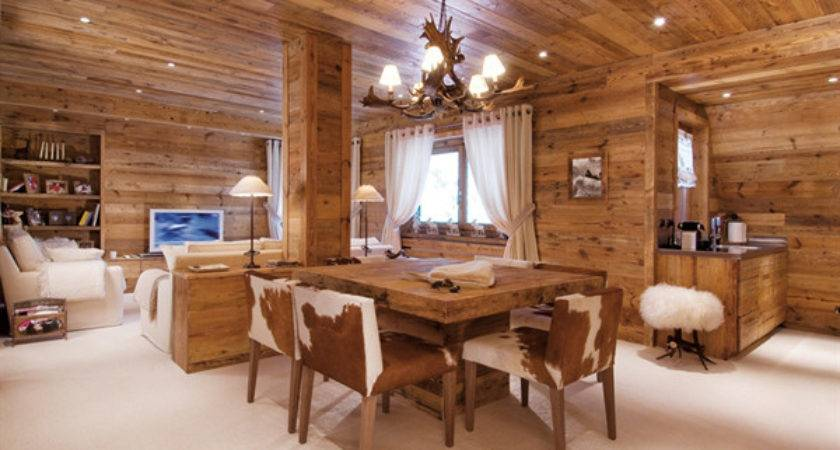Rustic Wood Interiors Charming Distressed Decor