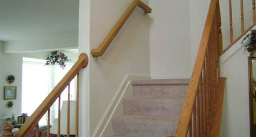 Safety Railings Hand Stairs Iron