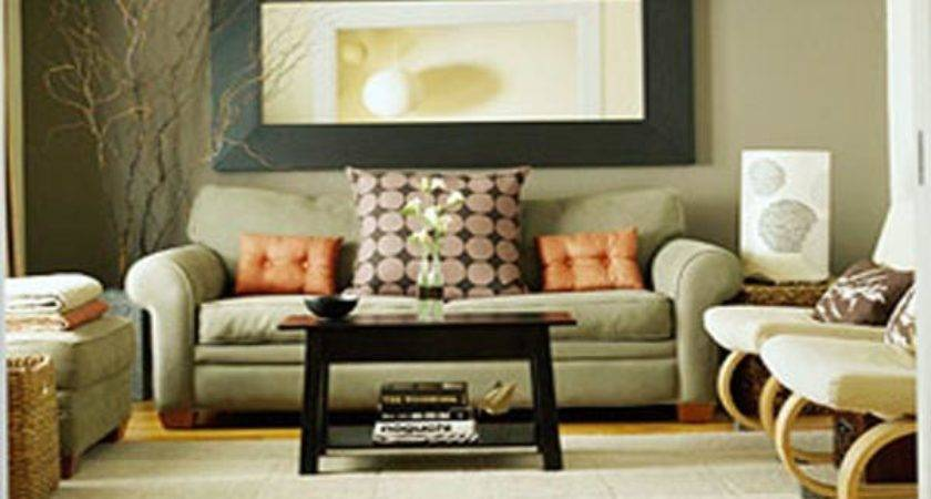 Sage Green Living Room Decorating