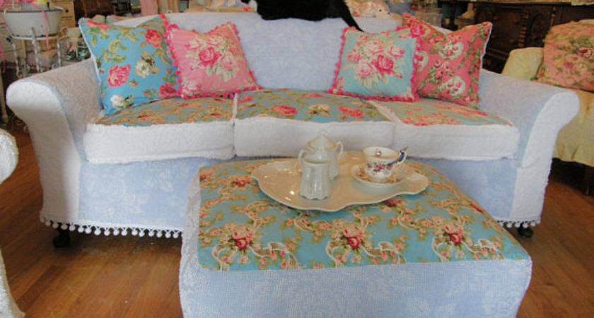 Sale Shabby Chic Antique Sofa Couch Vintagechicfurniture