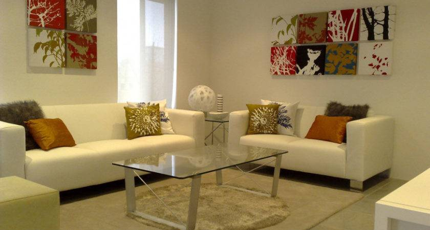Sample Living Rooms