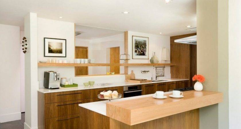 Savvy Small Apartment Kitchen Design Layout Perfect