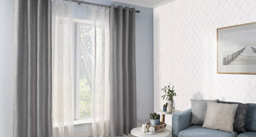 Scandinavian Curtains Home Design