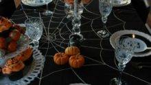 Scary Halloween Table Decorations Decoration