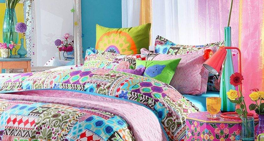 Select Best Awesome Bohemian Comforter Sets
