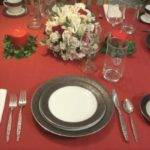 Set Formal Dinner Table Steps