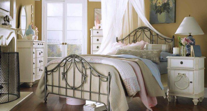 Shabby Chic Bedroom Ideas Vintage Romantic Look