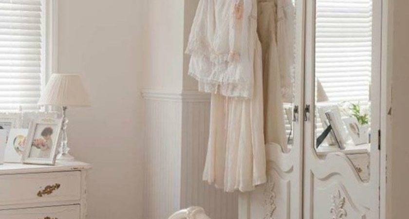 Shabby Chic Bedroom White Ideas