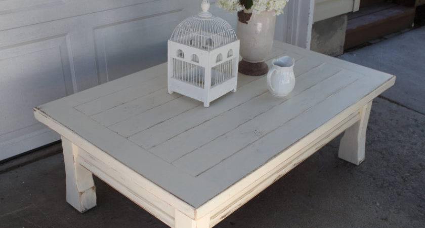 Shabby Chic Coffee Table Sale