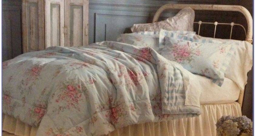 Shabby Chic Comforter Sets Queen Bedroom Home Design