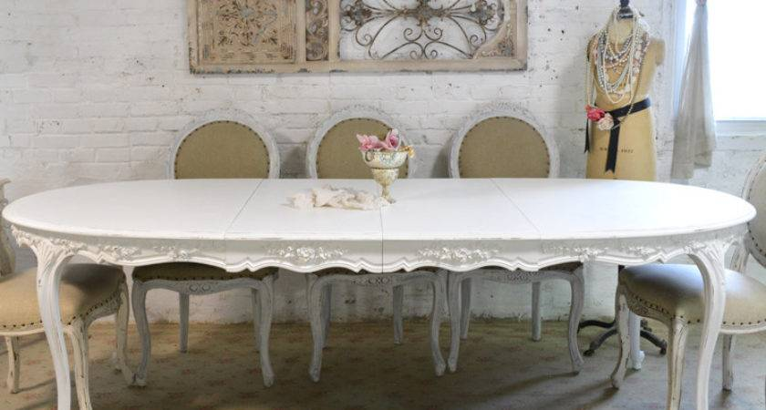 Shabby Chic Dining Room Furniture Sale Gooosen