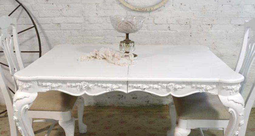 Shabby Chic Dining Room Furniture Sale