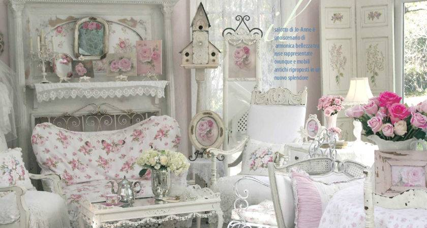 Shabby Chic Living Room Ideas Home Decorating
