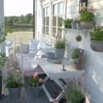 Shabby Chic Terrace Patio Cor Ideas Shelterness