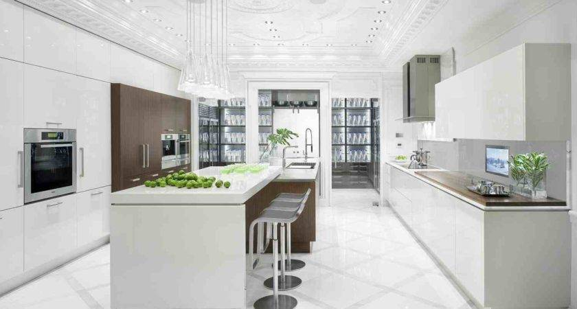 Shades White Kitchen