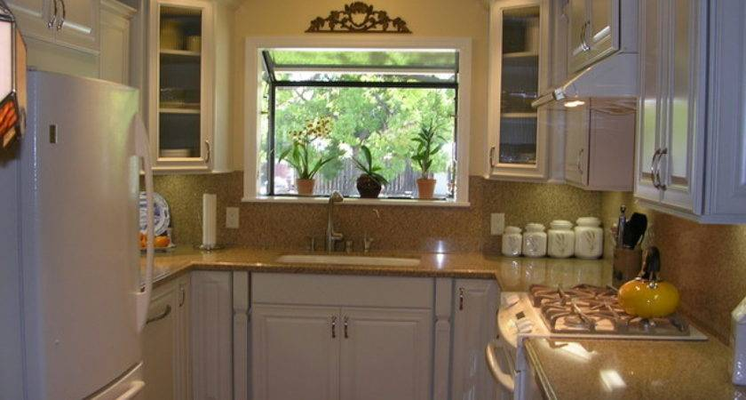 Shaped Kitchen Designs Small Kitchens Best Home