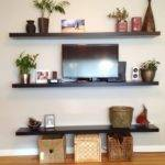 Shelves Living Room Wall Best Ideas