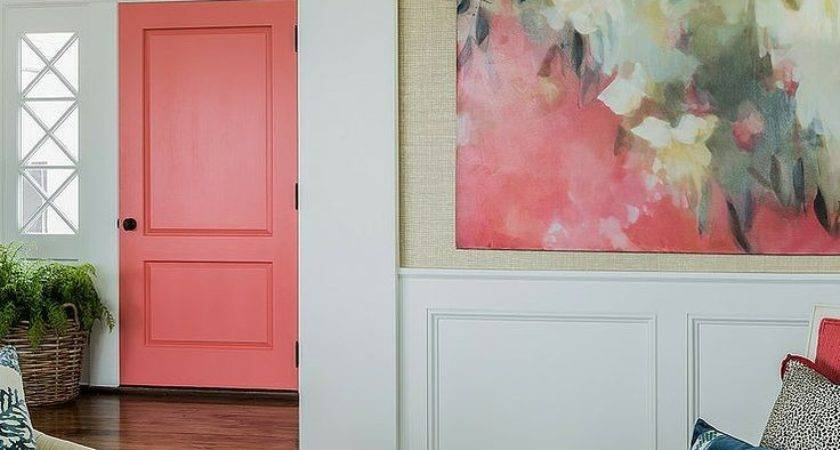 Sherwin Williams Color Year Coral Reef