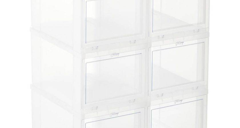 Shoe Storage Container Store Thinking