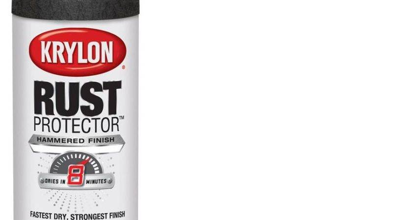 Shop Krylon Charcoal Gray Spray Paint Lowes