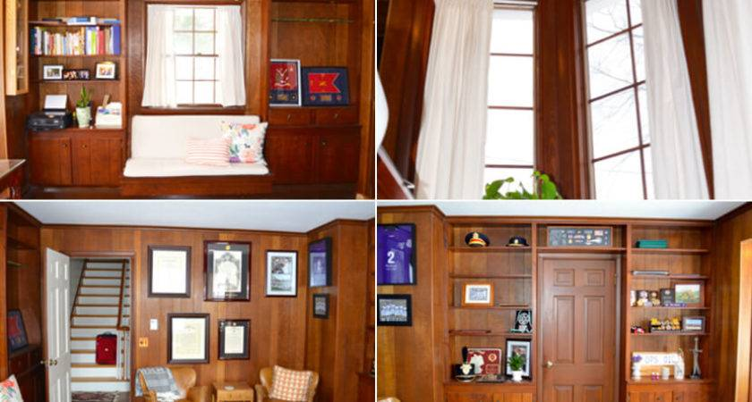 Should Paint Wood Paneling Emily Henderson