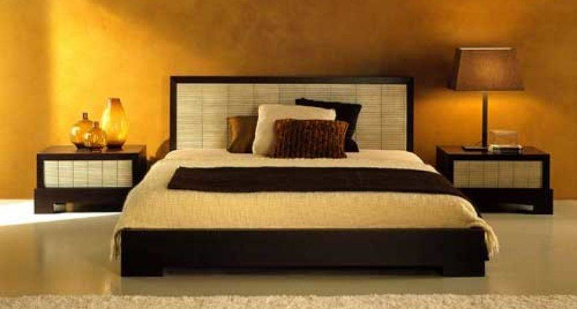 Simple Bedroom Interior Furniture
