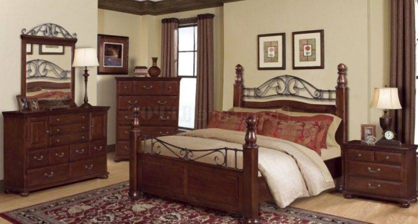 Simple Country Bedroom Home Decoration Interior