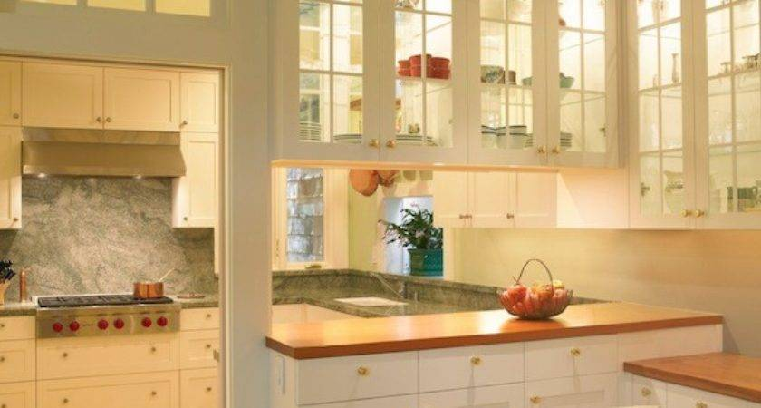 Simple Ideas Change Your Kitchen Glass