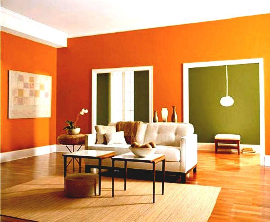 Simple Living Room Color Combination