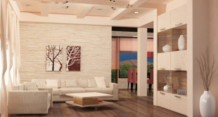 Simple Living Room Decor Modern House