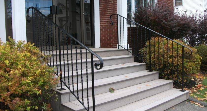 Simple Outdoor Steps Ideas Front Porch Backyard