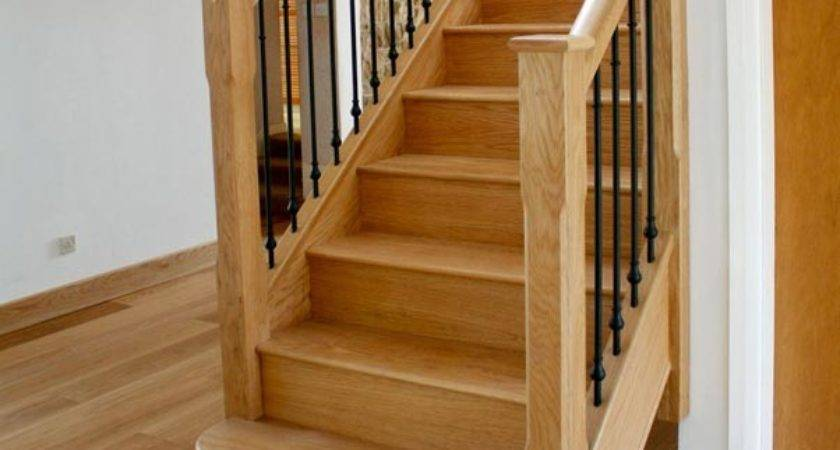 Simplest Wooden Staircase Design Split Level Home