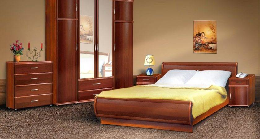 Simplicity Connected Modern Bedroom Furniture